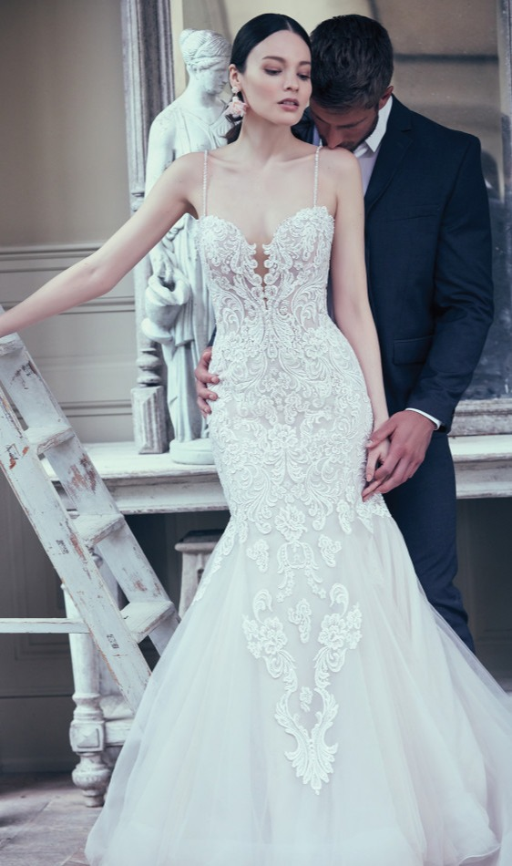 Mermaid Wedding Dresses Maggie Sottero