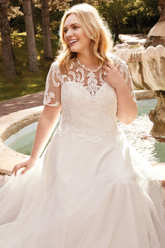 a07b5549cc0 Rebecca Ingram Wedding Dresses
