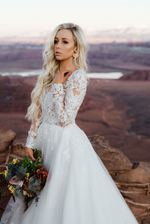 Country Rustic Wedding Dresses Maggie Sottero