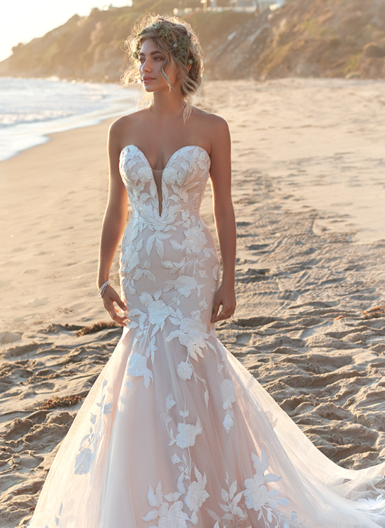 Mermaid Wedding Dresses Maggie Sottero,South Indian Wedding Reception Dress Ideas For Bride