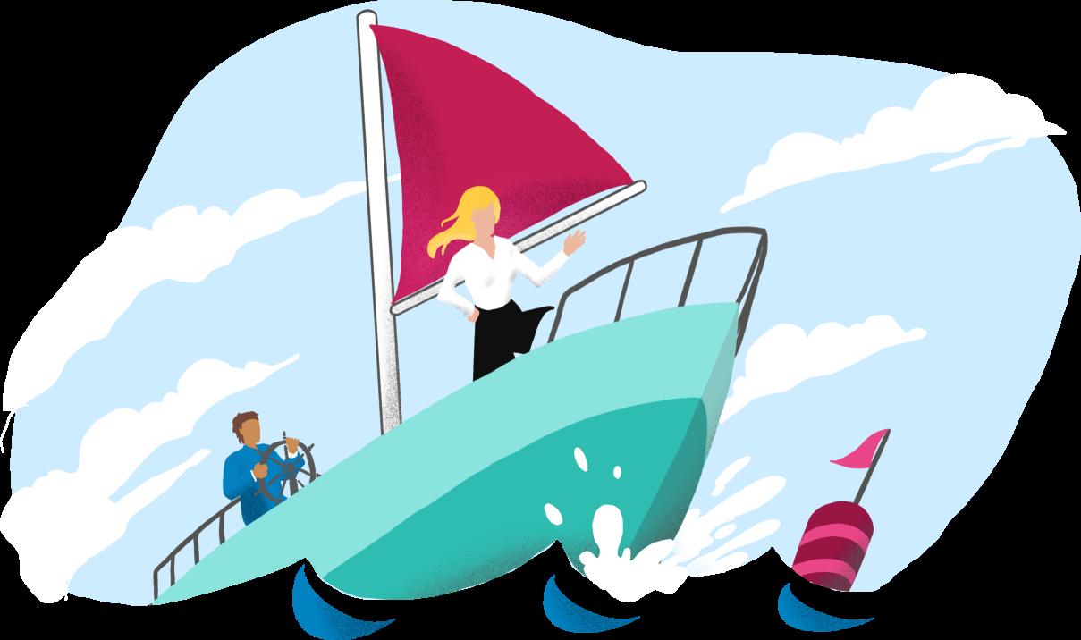 brokers smooth sailing-nopadding