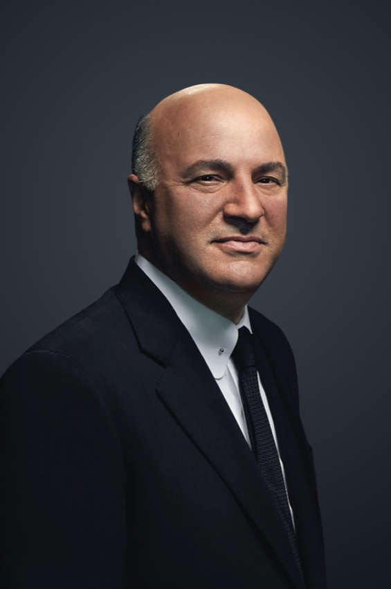 Featuring Kevin O'Leary