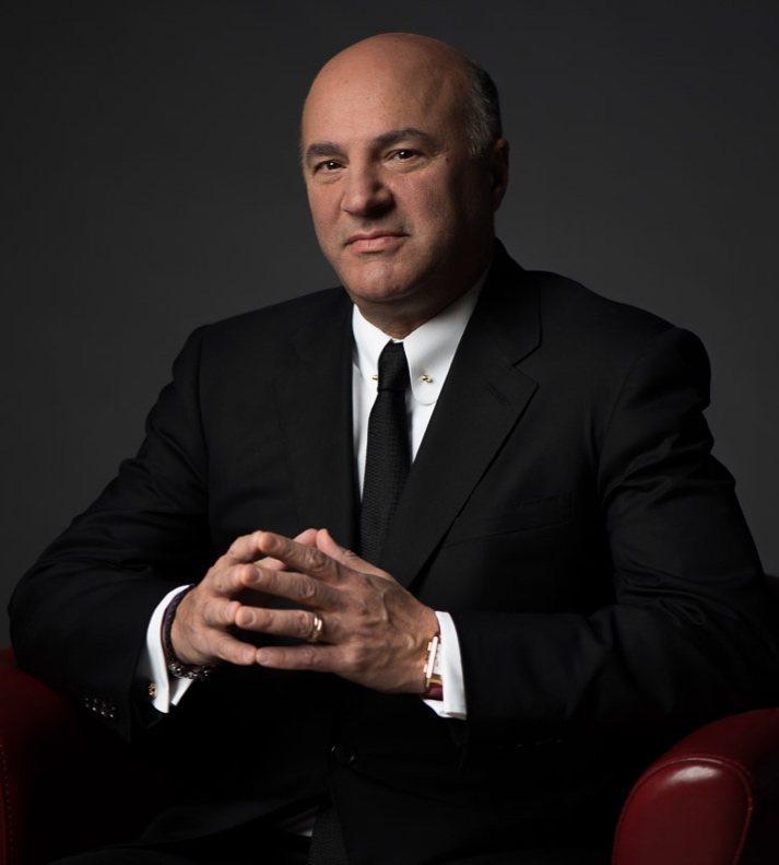Kevin O'Leary image for Power Hour Pro Series