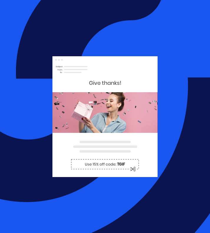 Thank You Email Templates