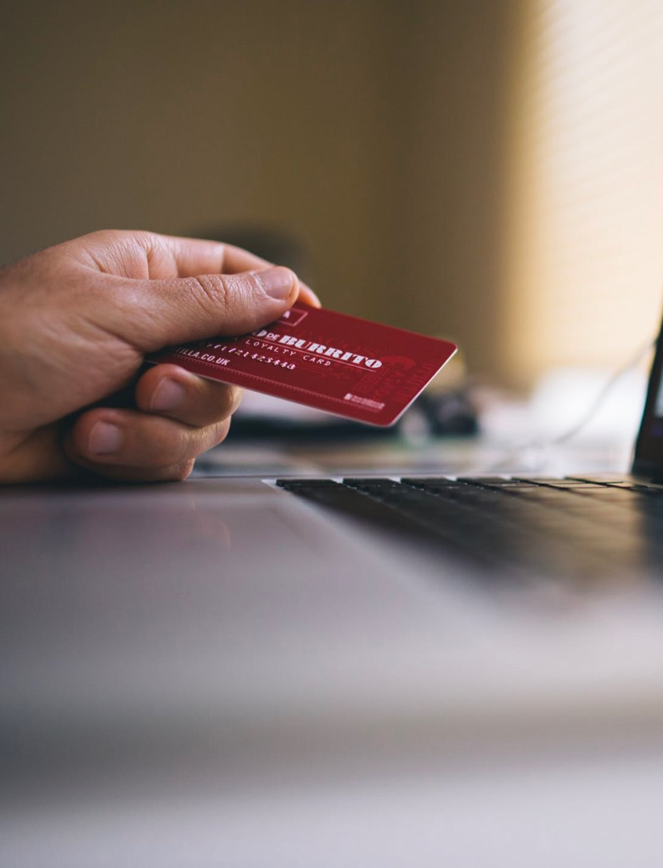 When is it OK to use a credit card?
