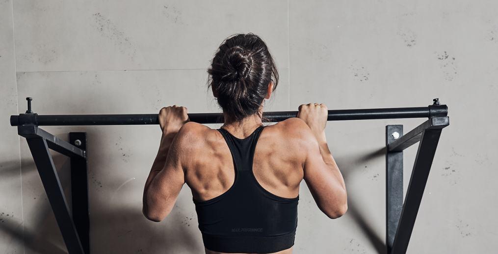 Activar los músculos correctos