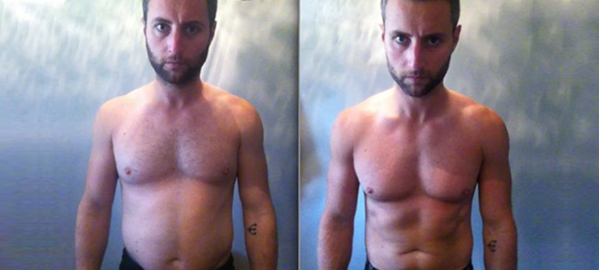 transformation freeletics freddy