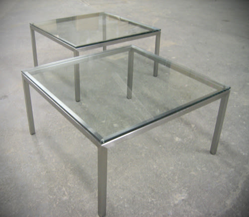 Coffee Table Bases Toronto: Table Base Series: Accent Tables