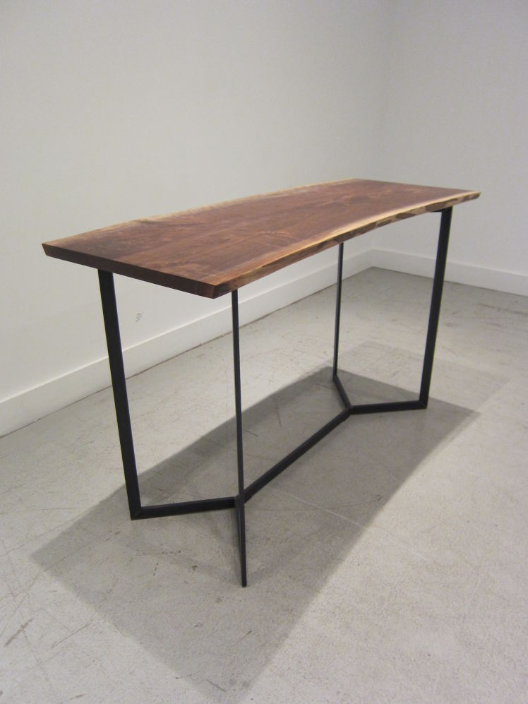 Custom Metal Frame Dining Table STYLEGARAGE