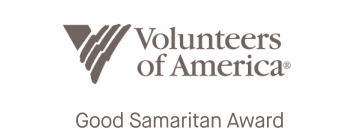 Volunteers of America Good Samaritan Award Icon
