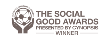 social good award logo