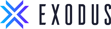 Exodus crypto wallet and exchange logo