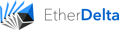 EtherDelta crypto exchange logo