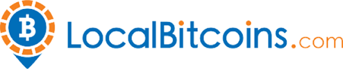 Local Bitcoins crypto exchange logo