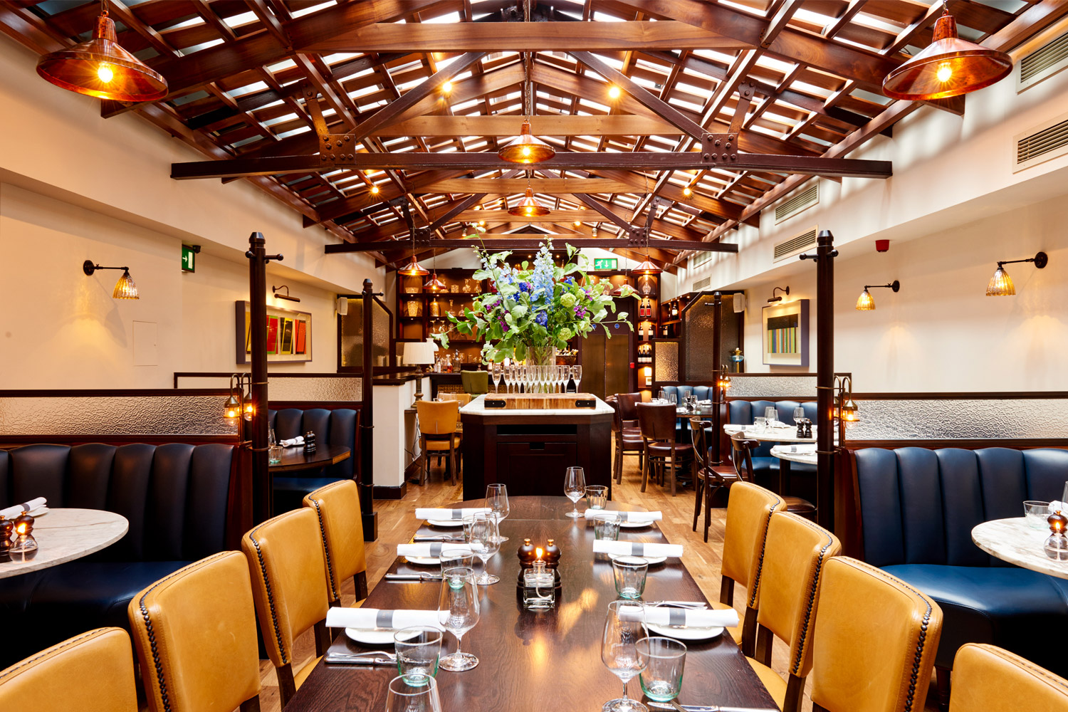 La Credenza Food London : This weeks feature restaurant: café murano london truth love