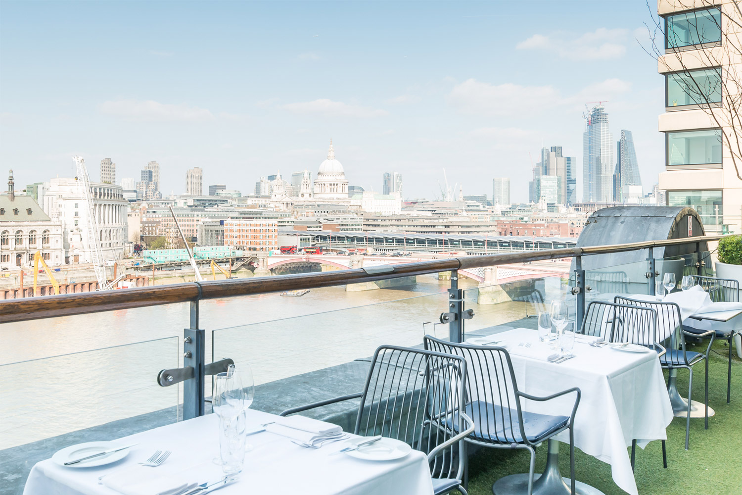 OXO Tower Restaurant, Bar & Brasserie