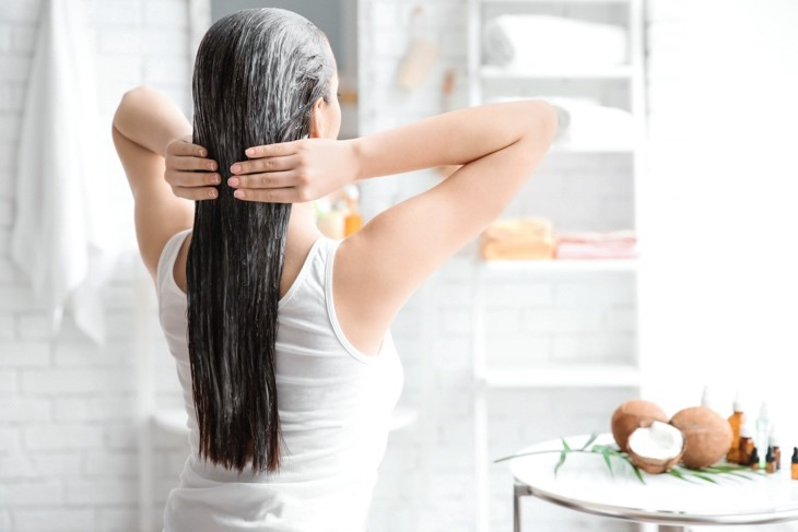 care and condition damaged hair