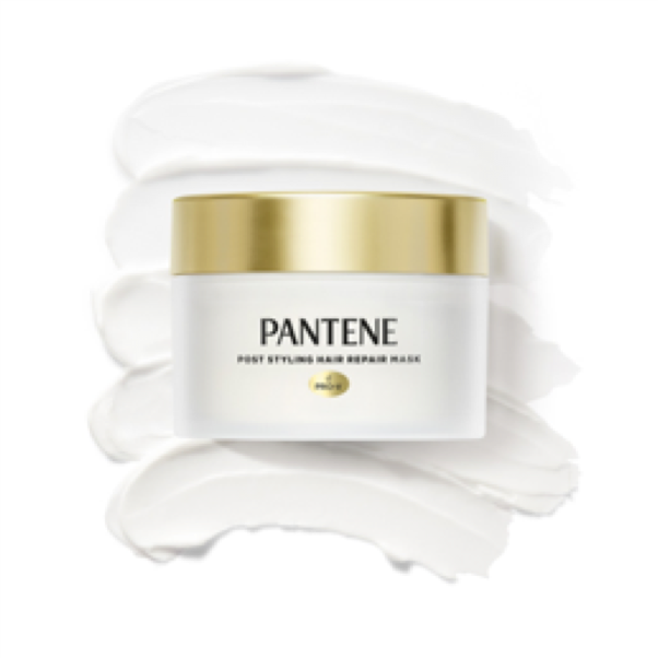 Pantene post styling hair repair mask