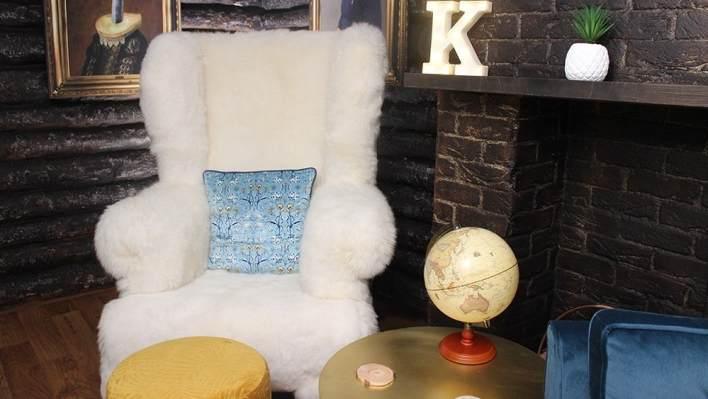 Kem's chair
