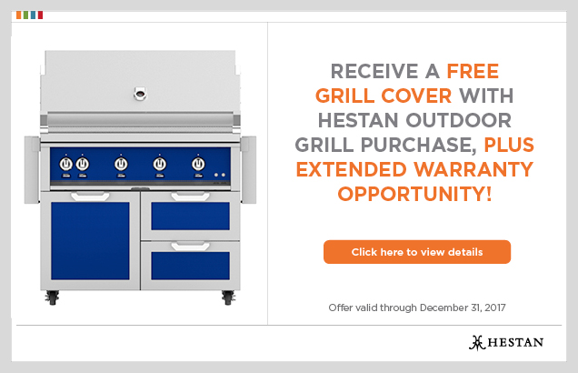 Hestan Cover Your Investment Promotion