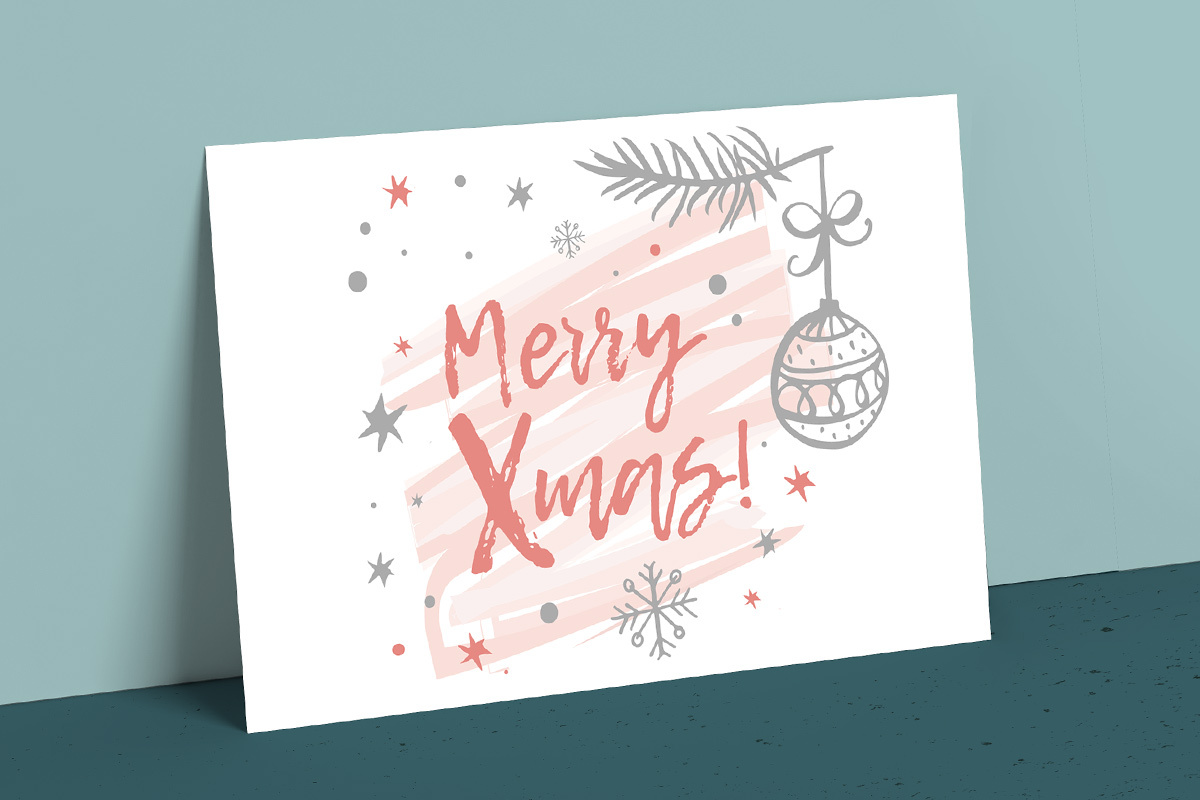 featured kerstkaarten-templates-handletteren card-2