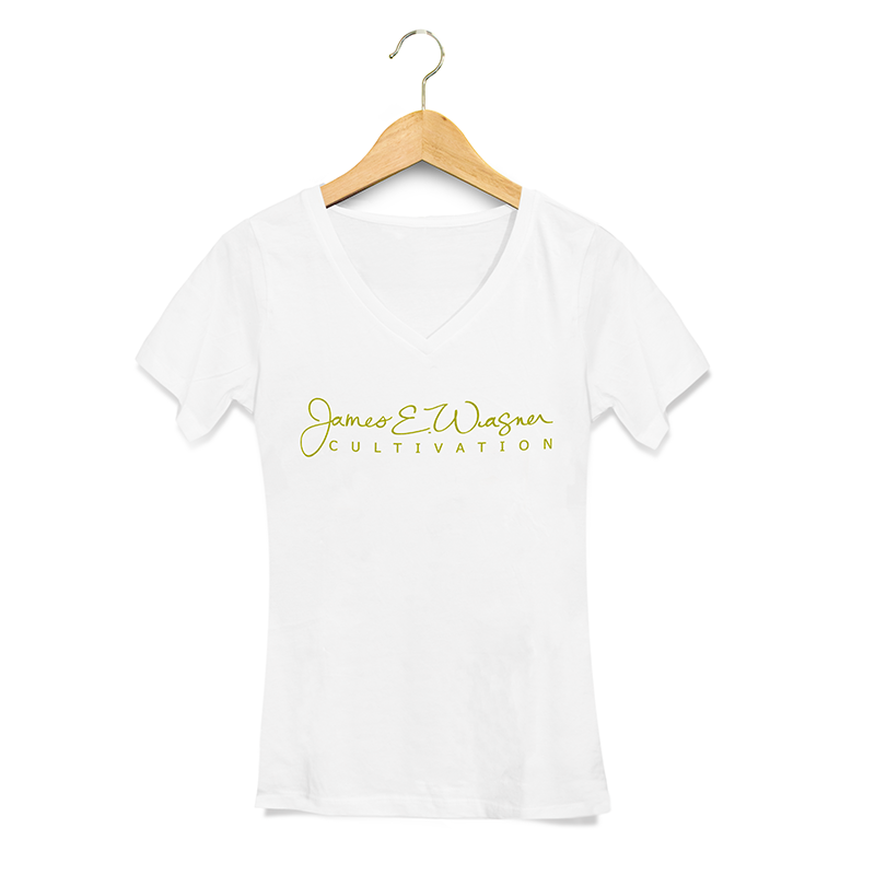 Women's Signature Logo T-Shirt White