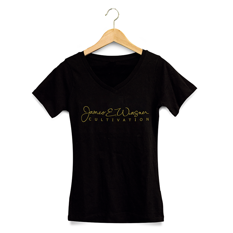 Women's Signature Logo T-Shirt Black