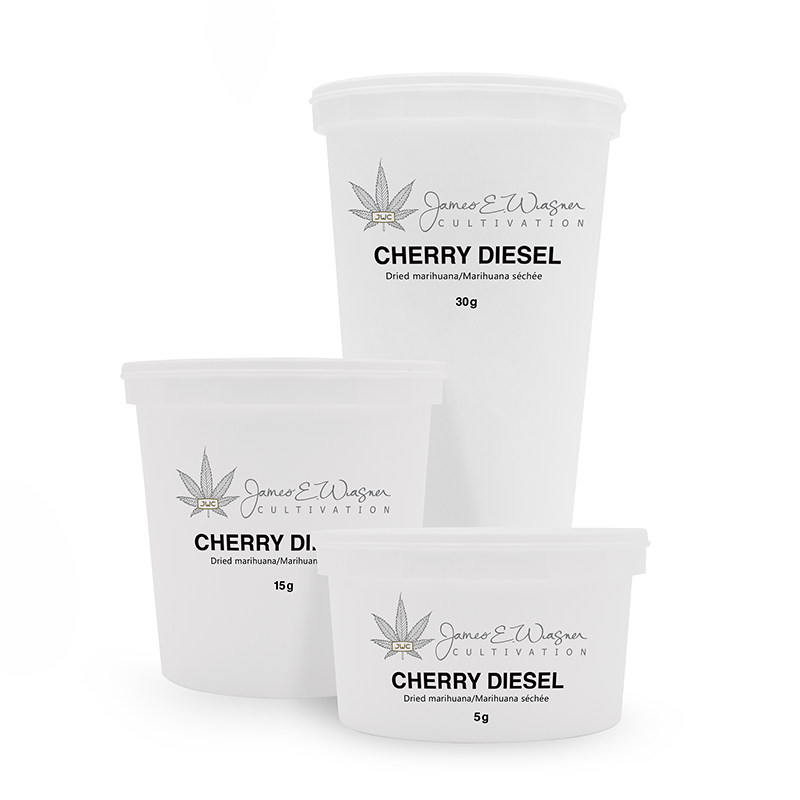 jwc dried cannabis cherry diesel