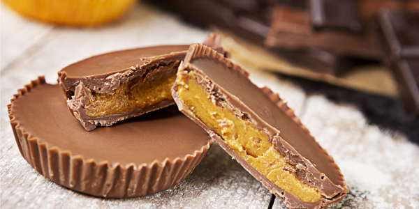 Cannabis-Infused Mini Peanut Butter Cups thumbnail