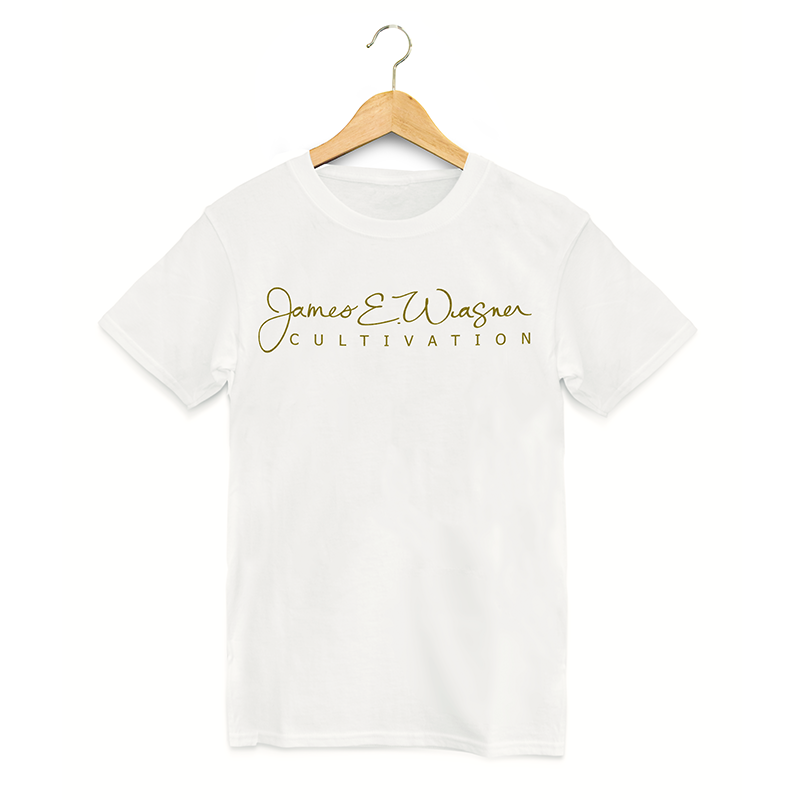 Men's Signature White Tee