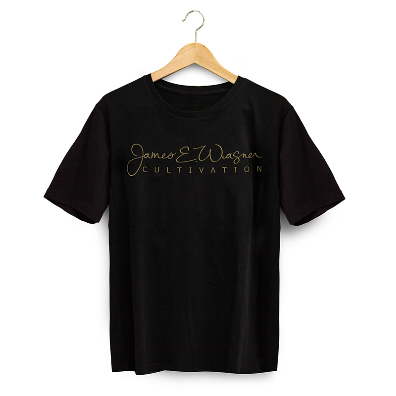 Men's Signature Black Tee