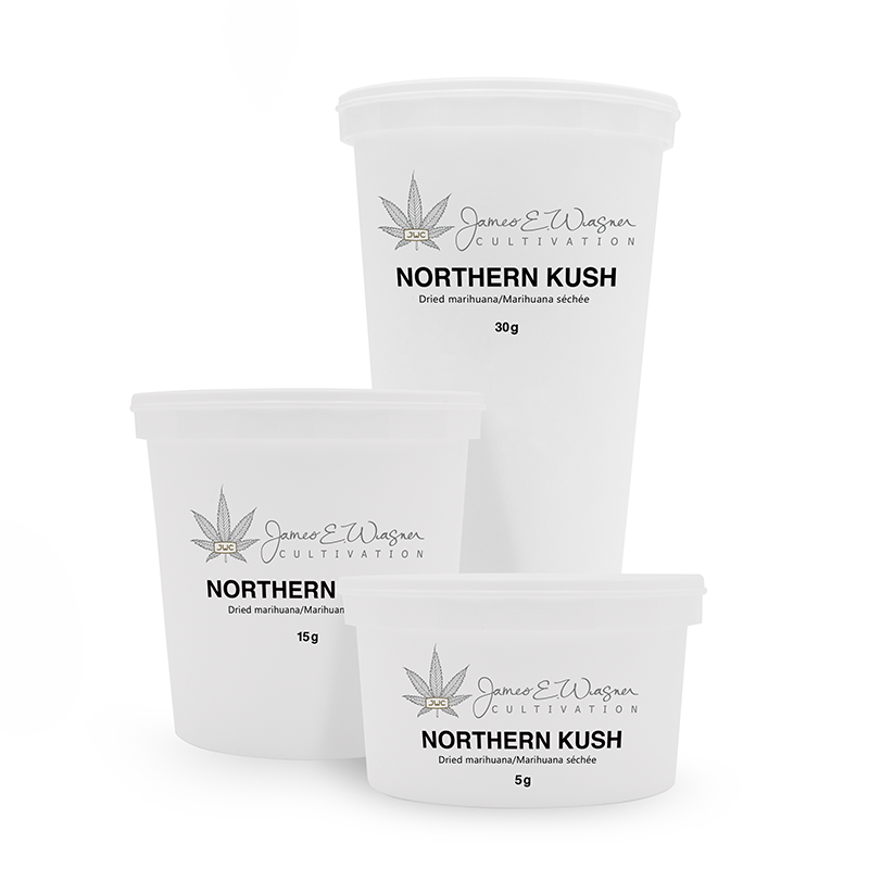 jwc dried cannabis northern kush
