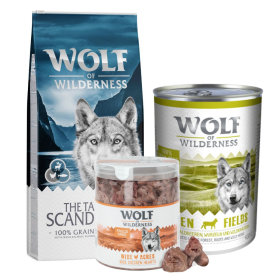 Wolf of Wilderness | Exclusive to bitiba!