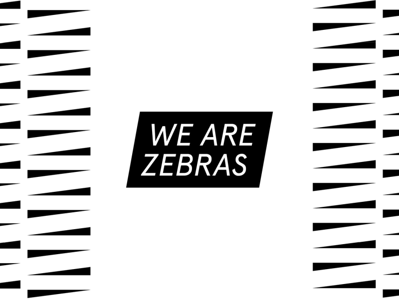 We are Zebras