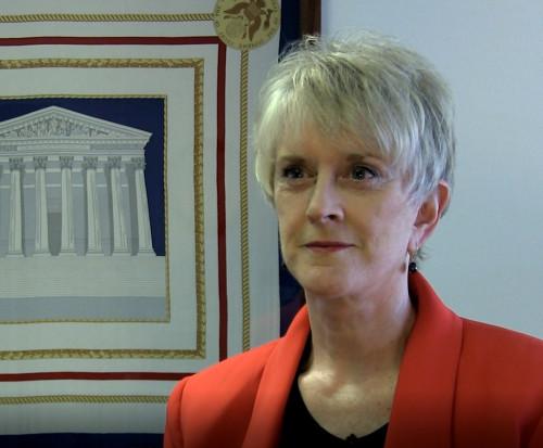 Justice Ruth McGregor oral history