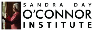 O'Connor House, with guidance from Justice O'Connor, is strategically rebranded as the Sandra Day O'Connor Institute