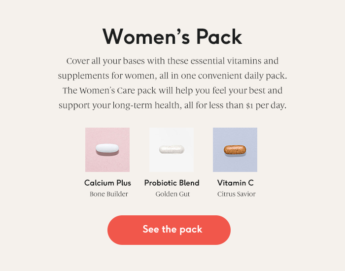 article pack CTA womenscare