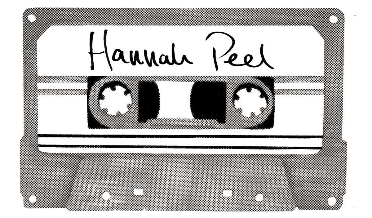 We Listen To...Hannah Peel