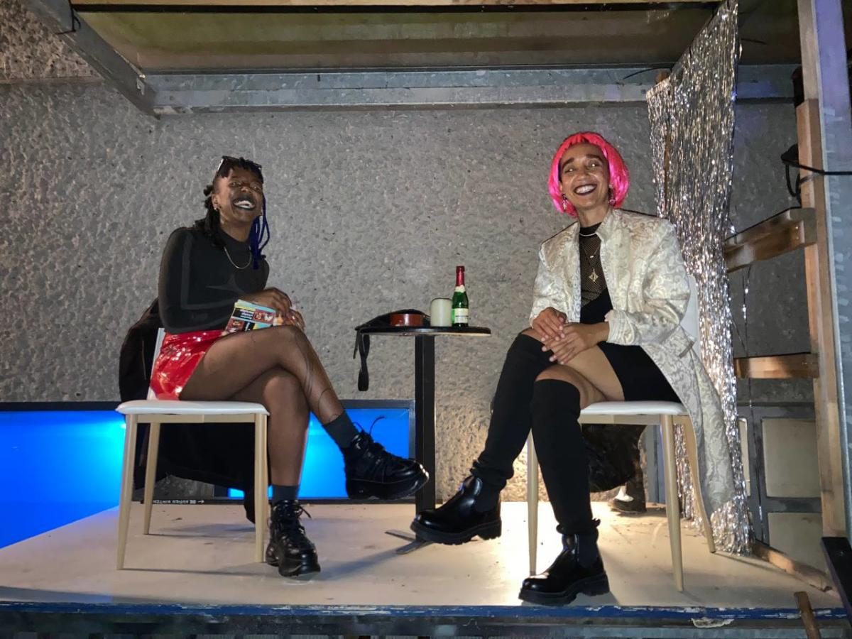 Dumama and jess2empress launch six-part show on Refuge Worldwide