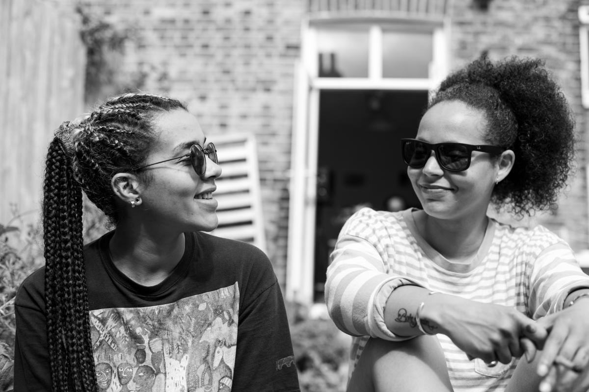 It's a London Ting | Phoebs & Anja Ngozi