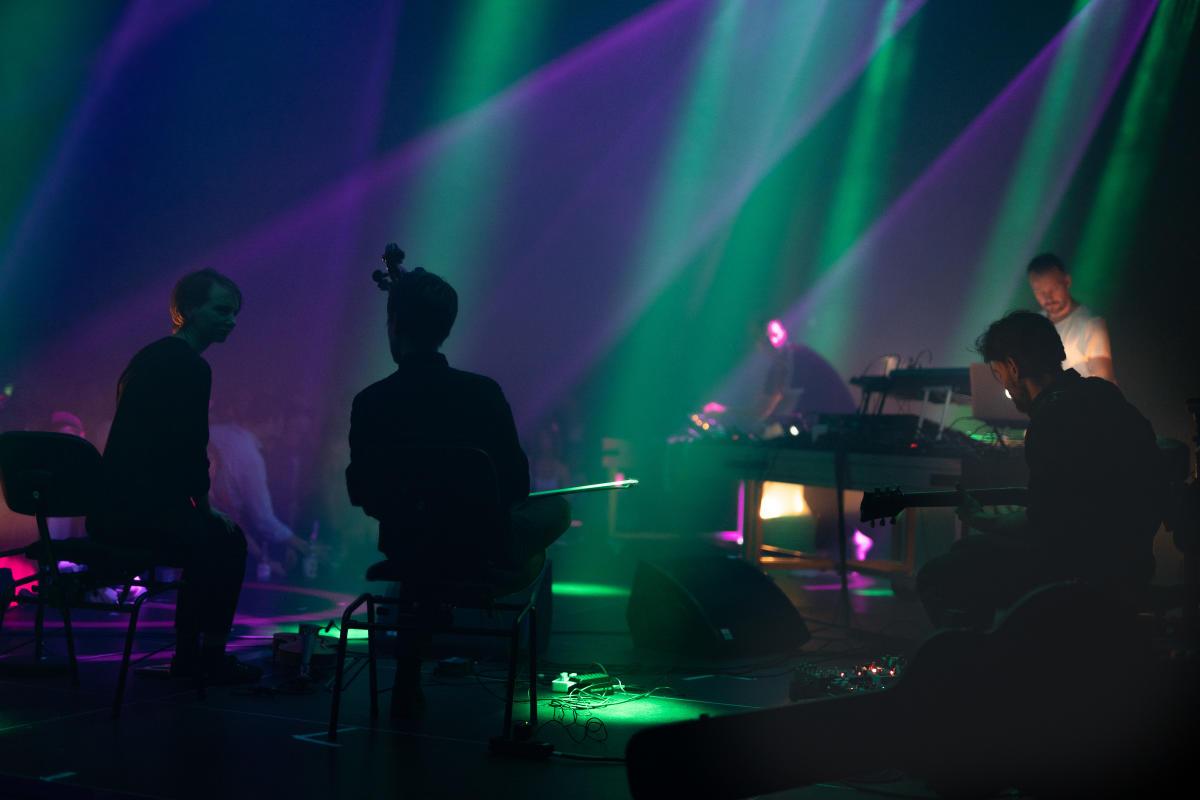 Laurence Guy, Sebastian Mullaert & Subchamber Ensemble | Circle Of Live