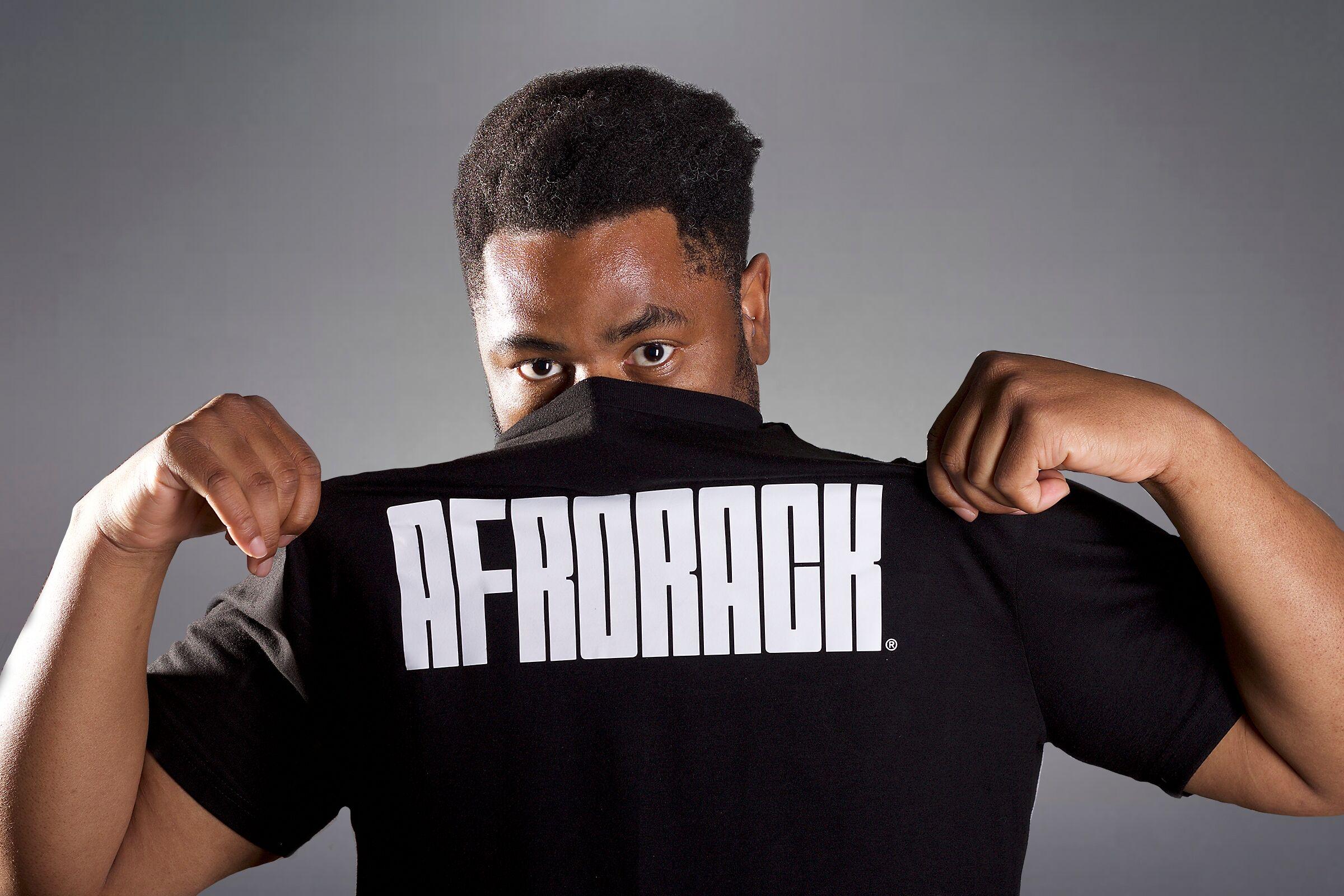 AFRORACK | Aaron Guice & Fess Grandiose