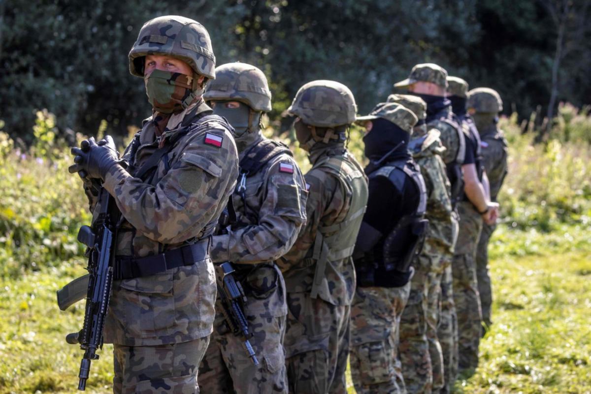 'Hybrid warfare': Inside the Poland-Belarus border conflict