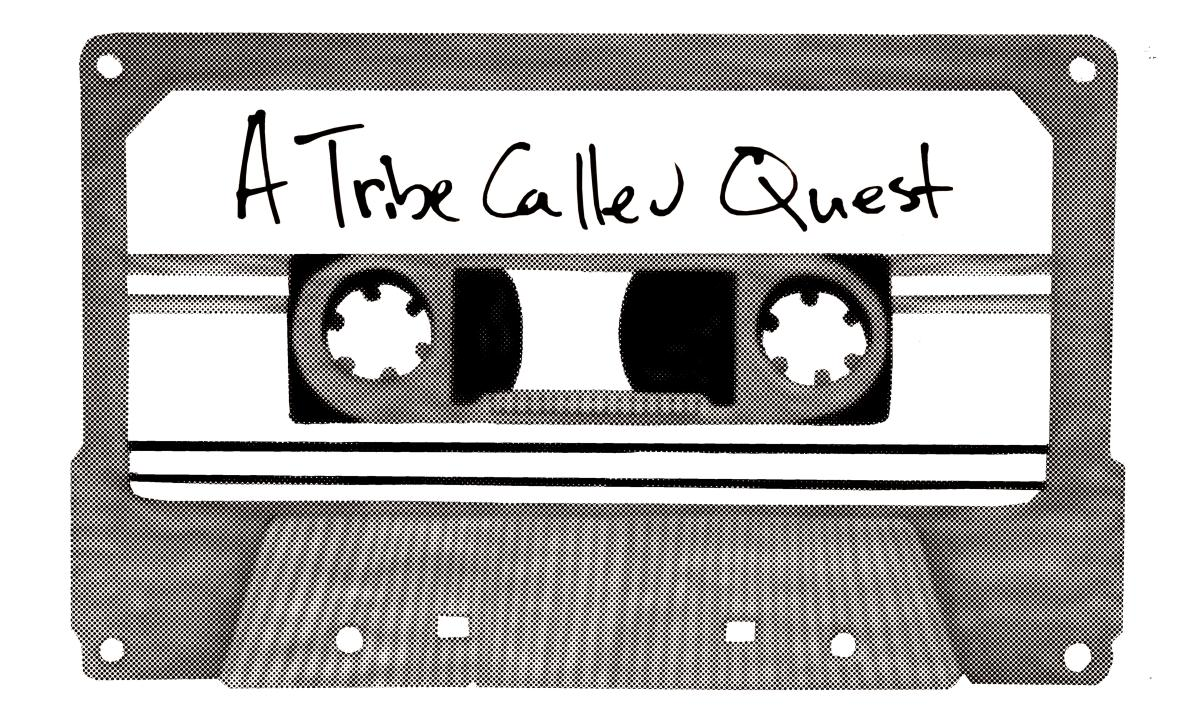 We Just Listen To... A Tribe Called Quest