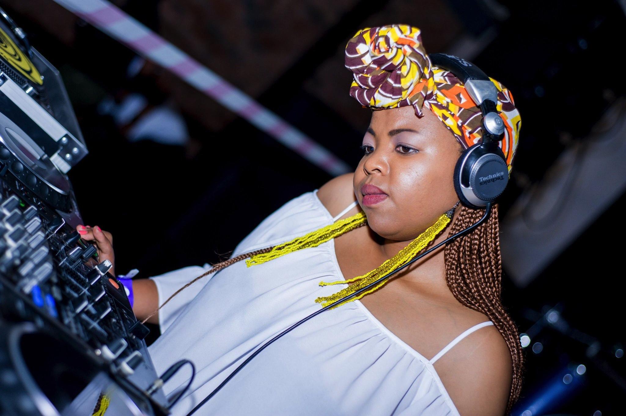 Thuli Majozi | female:pressure