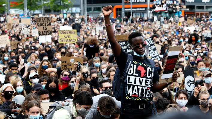 BLM Berlin will hold a city-wide protest march this Friday, July 2