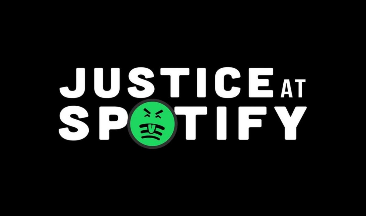 Union Of Musicians call for 'Justice At Spotify'