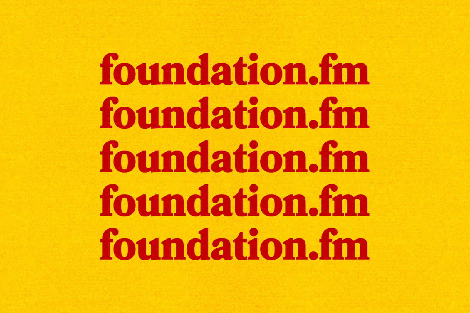 foundation.fm and Refuge Worldwide combine for takeover