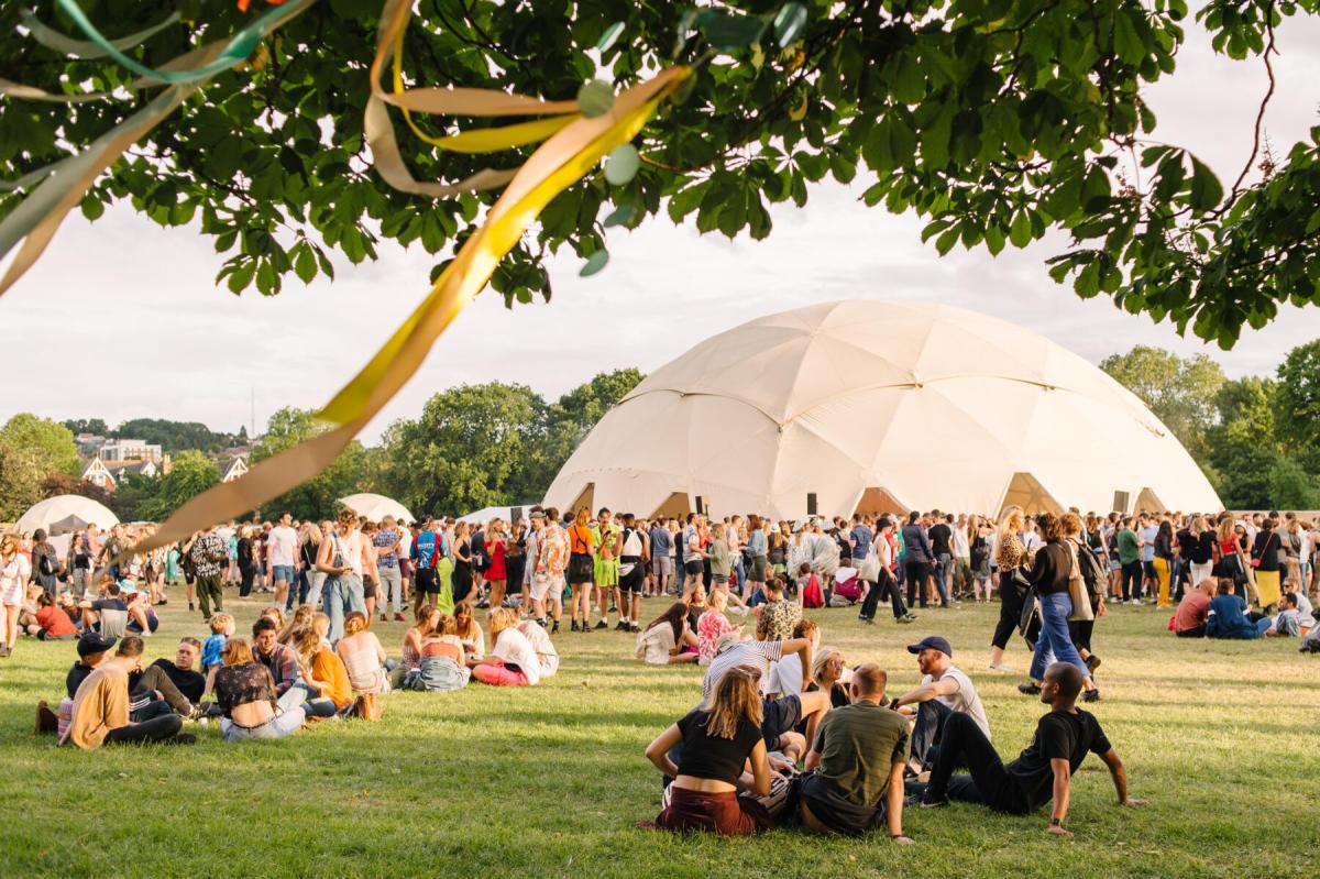 Refuge Worldwide to host the Park Corner tent at GALA Festival