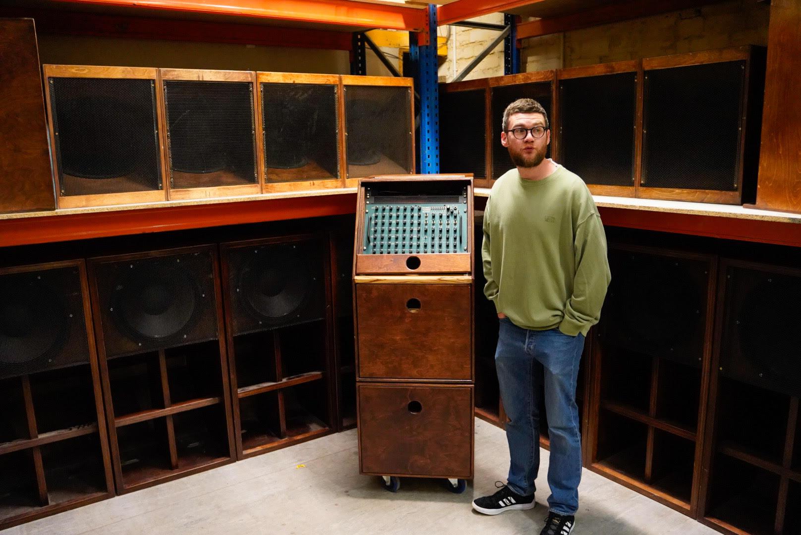 Hometown Soundsystem 002 | 80s Digital Dancehall